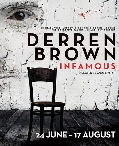Derren Brown: Infamous