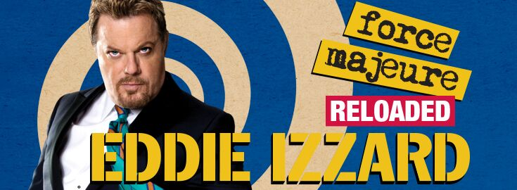 Eddie Izzard satellite